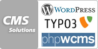 CMS Systeme: TYPO3, phpwcms und andere